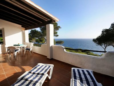 Photo for Cosy Holiday Home by the Sea with Terrace & Wi-Fi