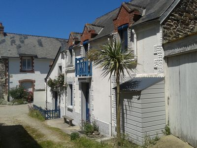 Photo for Traditional fisherman's cottage in Cotentin 5 minutes from the sea on foot