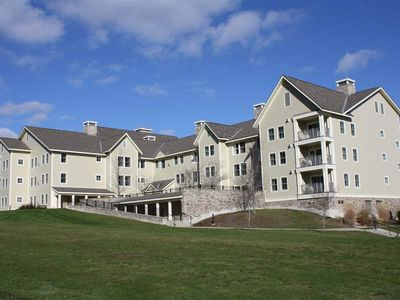 Photo for 1BR Condo Vacation Rental in Ludlow, Vermont