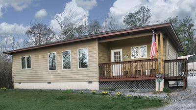 Photo for Lunker Lodge! Cleanest Cabins ~ Covered Boat Port w/Power - WIFI - Pets