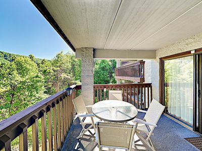 Photo for 2BR Condo w/ Views, 3 Pools & Easy Mountain Access - Mins to Ober Ski Resort