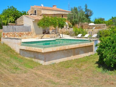 Photo for Sant Jordi Majorcan villa with pool and views to the tramuntana 133