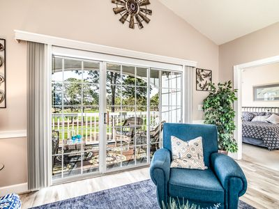 Photo for ASK ABOUT OUR PRICE MATCHING POLICY!  Popular 3rd Floor Retreat. Golf Course View!