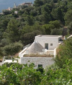 Photo for LUXURIOUS APULIAN HOUSES WITH PANORAMIC SEA VIEW.  SLEEPS 6.