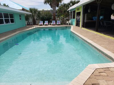 Spacious 4 Bedroom Beachside Private House with Private Pool ...