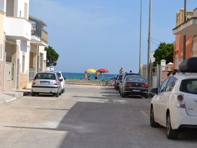 Photo for Just a minute's walk from the sea - Apartment Lapillo 1