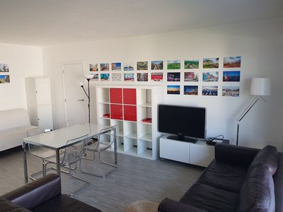 Photo for Brussels 2 bedrooms max 4 Guests