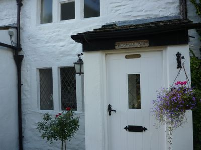 Photo for Charming luxury  cottage near Ilkley with great views and fabulous location.
