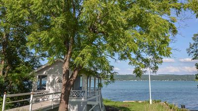 Photo for 5BR Cottage Vacation Rental in Interlaken, New York