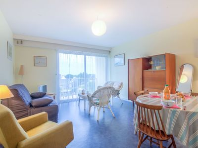 Photo for Lovely apartment for 2 people with WIFI, TV, balcony, pets allowed and parking