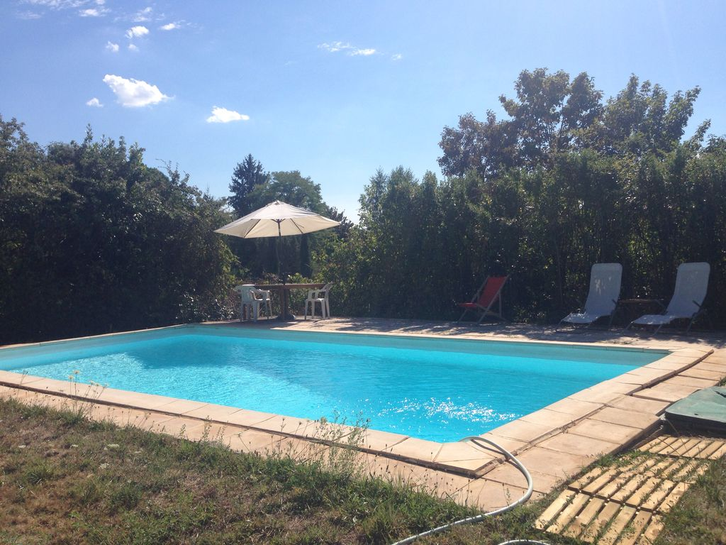 Quiet Cottage 8 Pers With Swimming Pool Homeaway Parnac