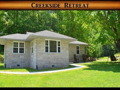 Photo for Creekside Retreat at Sevierville
