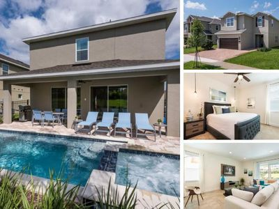 Photo for EC192- Encore 6 Bedroom Pool Home With Spa