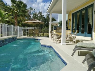 "Photo for ""Complete Guide to Renting Your 5 Star Villa on to Reunion Resort and Spa, Four Corners"", Orlando Villa 1284"