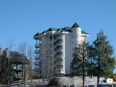 Photo for Luxury 2 bdr, 2 bath Condo with views of Mountains & Golf Course.