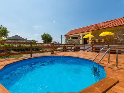 Photo for Holiday house Bribir for 10 persons with 4 bedrooms - Holiday house