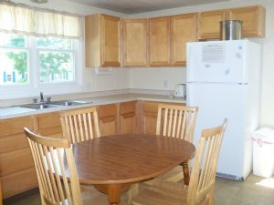 Cozy upper level apartment located a half of a mile from the beach!