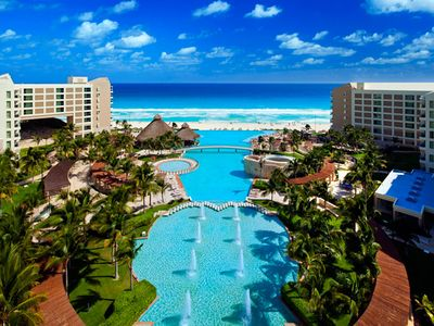 Photo for Perfect Thanksgiving Vacation at the Westin Lagunamar Oceanside Villas in Cancun