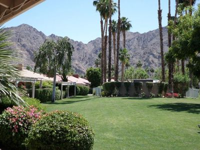 Photo for Mountain View Turnkey Bungalow Villa in Indian Wells Country Club