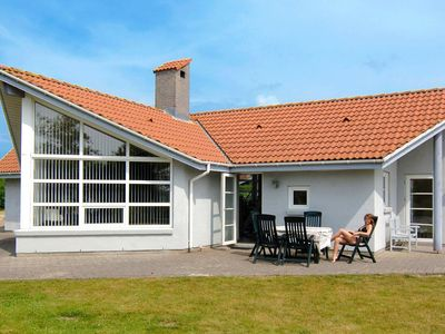 Photo for Mod Holiday Home in Blavand with Sauna & Solarium