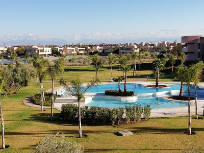 Photo for Apartment in Marrakech Golfcity
