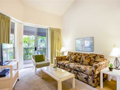 Photo for Maui Banyan A-202, 2 Bedrooms, Walk to Beach, 2 Pools, Hot Tubs