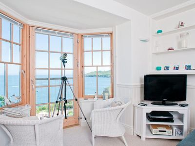 Photo for 5 PROSPECT HOUSE, family friendly, with pool in Hallsands, Ref 995111