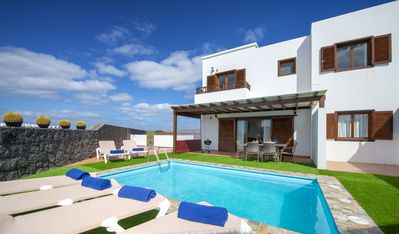 Photo for 3 bedroom quiet private / residential pool