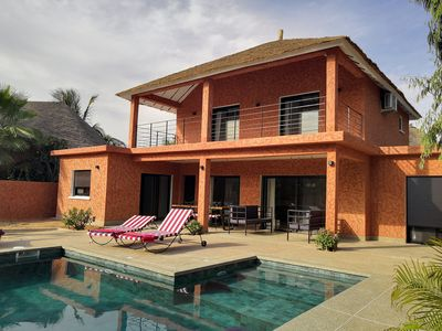 Photo for superb villa in Saly in secure residence with private pool