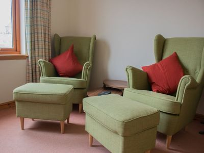 Photo for Apartment in the center of Portree with Parking, Internet, Washing machine (913172)