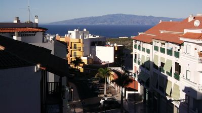 Photo for Adeje City, 2 Bedrooms, With Linen, Towels And Fri Wifi. Balcon View La Gomera