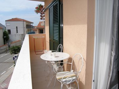 Photo for Apartment Petar  A1(3+1)-balkon  - Vodice, Riviera Sibenik, Croatia