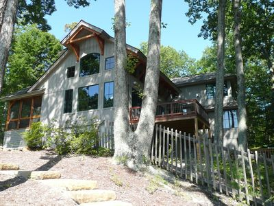Photo for Luxury Mountain Getaway w/ Hot Tub near Wineries and Charlottesville!