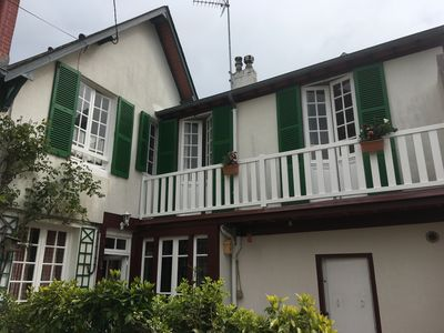 Photo for Rental House Cabourg Ideal family 8 pers Prox Plage from 700 € per week.