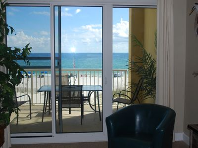 Photo for Gulf Front Condo, 3rd Floor, Summer Fun, Family Friendly