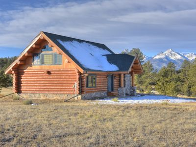 Photo for Beautiful Mountain Home, Peaceful Location, Incredible Night Skies!!