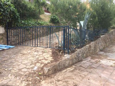 Photo for view villa quiet 2.5 km from the beach sea