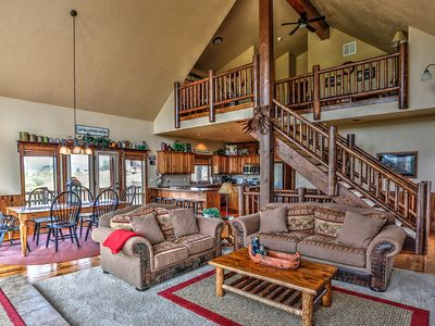 Photo for Large & Lavish House with Amazing Views & Lots Entertainment