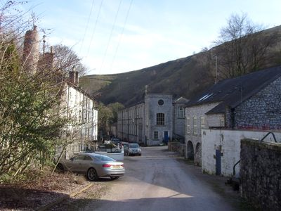 Photo for 6 LITTON MILL - luxury self catering apt - Peak District riverside - sleeps 6