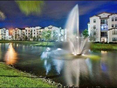Photo for Spectacular Fully Furnished Corpor. Condo w/brand new furnishings in Doral/Miami