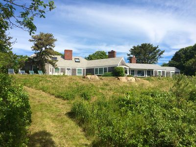Photo for Gem on Abel's Hill - Panoramic View - Chilmark
