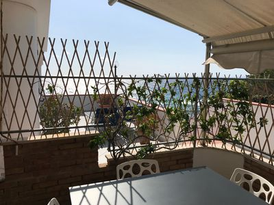 Photo for Apartments in the Center of Palinuro directly on the Sea