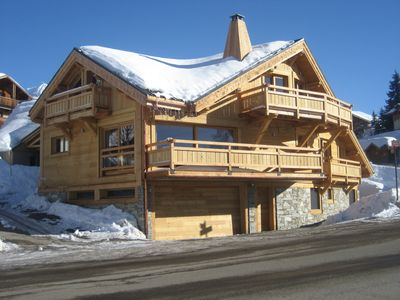 Photo for CHALET LA MEIGE - Alpe d'Huez