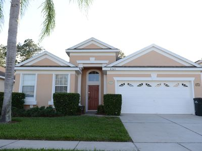 Photo for Sunset View Villa- 4 bed 3 bath, no rear neighbors- owner updating house