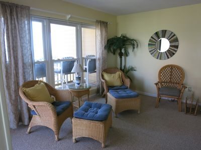 Photo for Topsail Dunes 3-bedroom Ocean Front Condo