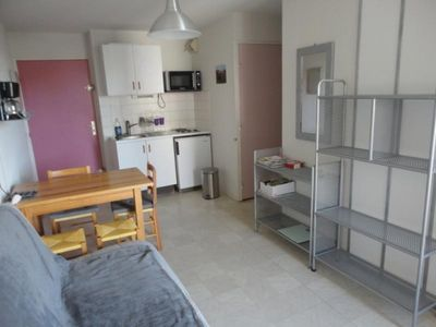 Photo for Apartment Le Grau du Roi, 1 bedroom, 4 persons