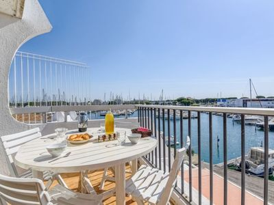 Photo for Apartment Port Nautile in Port Camargue - 4 persons, 1 bedrooms