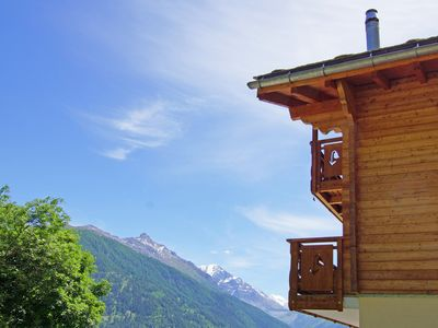 Photo for Modern and tastefully decorated chalet in Les Masses