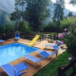 Photo for Holiday apartment Pieve di Ledro for 2 - 6 persons with 2 bedrooms - Holiday apartment