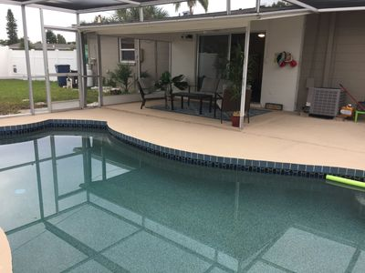 Photo for 2 Bedroom Single Family Home with Pool